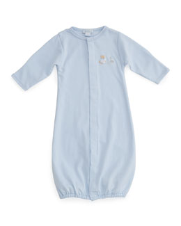 Kissy Kissy Play Date Sack Gown