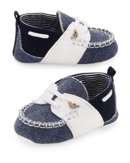 Soft Colorblock Baby Shoe, Multi