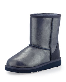 UGG Australia Classic Glitter Boot, Youth