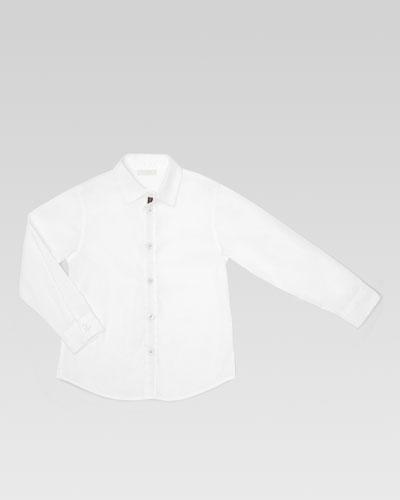 Boys' Button-Down Shirt, Sizes 4-10