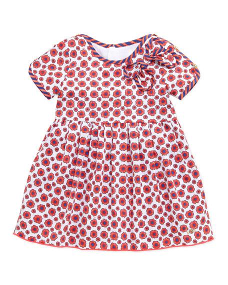Floral-Print Woven Dress, 3-18 Months