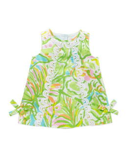 Lilly Pulitzer Baby Lilly Shift Dress, Multi, 3-24 Months
