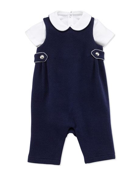 Infant Boys' 3-Piece Knit Set, 3-9 Months