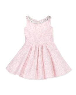 Zoe Divine Design Brocade Party Dress, Sizes 2-6