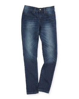 Joe's Jeans April Stretch-Denim Leggings, Girls' 7-14