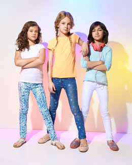 Girls (sizes 7-14)