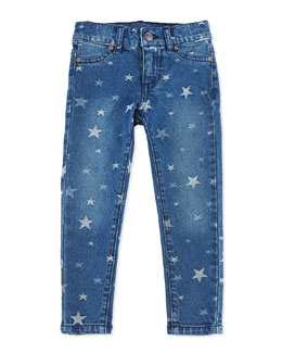 Joe's Jeans Star Denim Leggings, Girls' 7-14