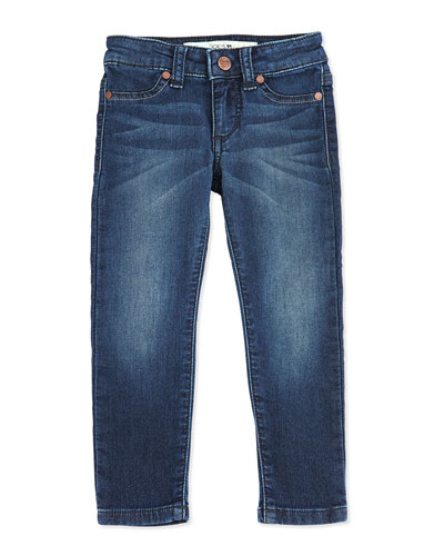 Joe's Jeans Beaven French-Terry Leggings, Denim, Girls' 7-14