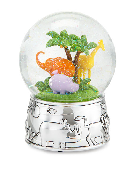 Jungle Parade Water Globe
