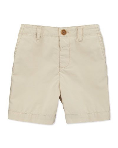 Burberry Baby & Toddler Boys' Chino Shorts, Taupe, 3M-2Y