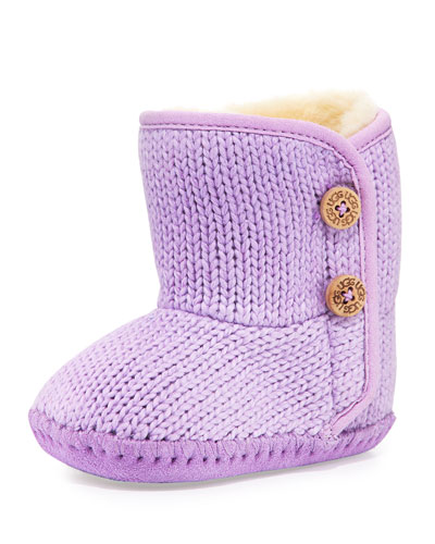 UGG Australia Infant Purl Bootie, Lilac