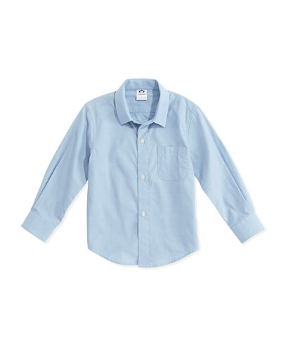 The Standard Shirt Blue