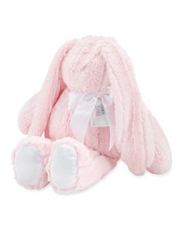 Swankie Blankie Large Plush Bunny, Pink