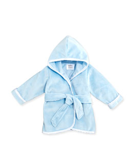 Swankie Blankie Infant Plush Robe, Blue