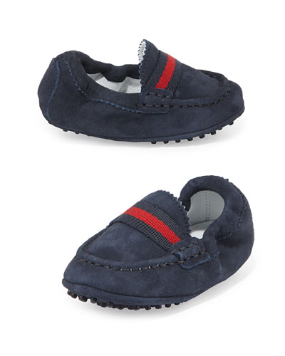 Baby Dandy Driving Loafer