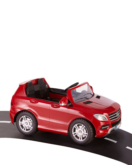 Ride on Cars Mercedes SLS Two Seater Electric Ride-On Car, Red
