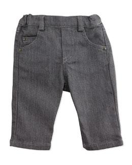 Tartine et Chocolat Boys' Denim Jeans, Gray, 3M-2T