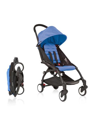 Babyzen Yoyo Travel Stroller Base, Black