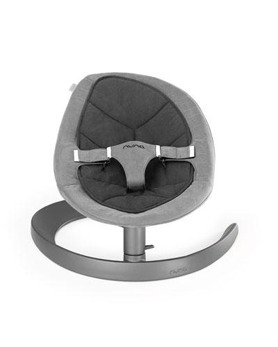 Nuna Leaf Curv Baby Bouncer Seat, Cinder