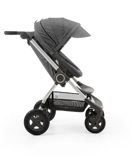 Scoot™ Compact Stroller, Black