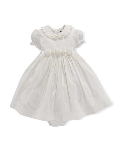 Ralph Lauren Childrenswear Corduroy Dress & Bloomer, 3-24 Months