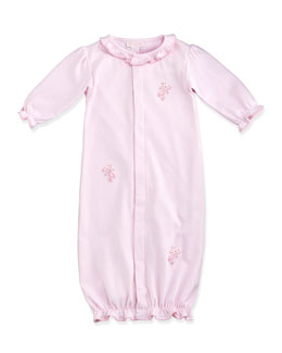 Scat Pirouette Sleep Gown, Pink, Size Newborn-Small