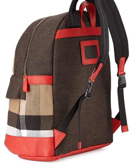Burberry Military Backpack