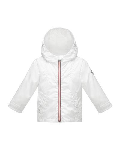 Fantin Teflon® Raincoat, White, Size 12 Months-3
