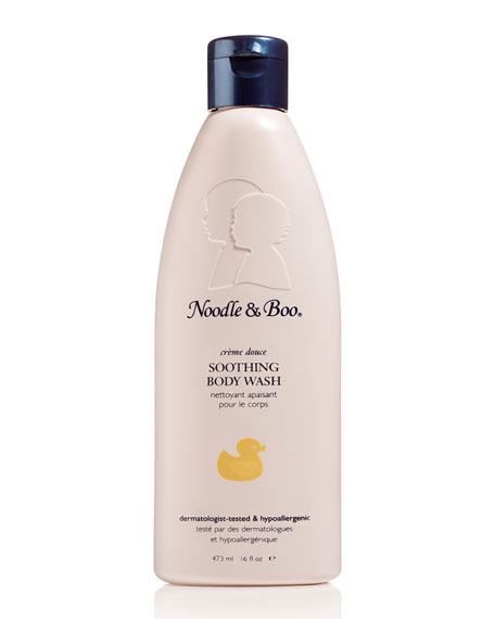 Noodle & Boo Soothing Baby Body Wash, 16