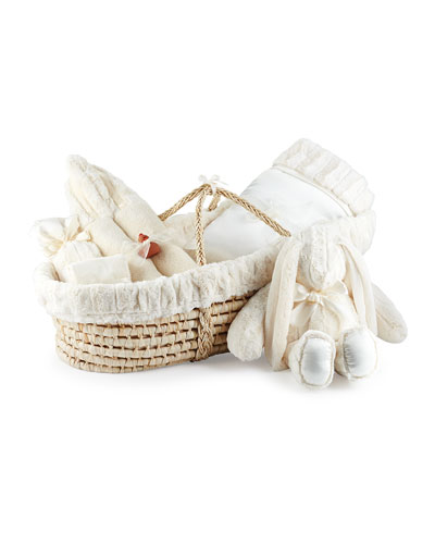 Moses Basket Gift Set