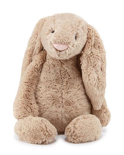 Huge Bashful Bunny, Beige
