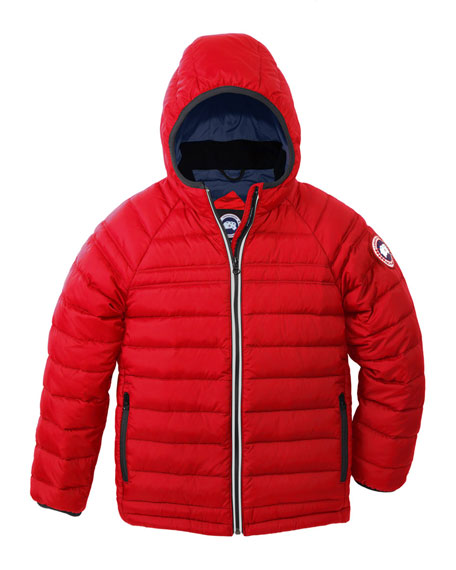 4f557f999 Canada Goose Sherwood Hooded Puffer Jacket