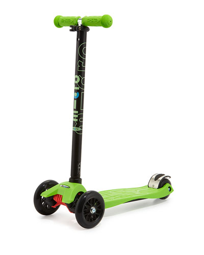 Maxi Micro Scooter, Green/Black