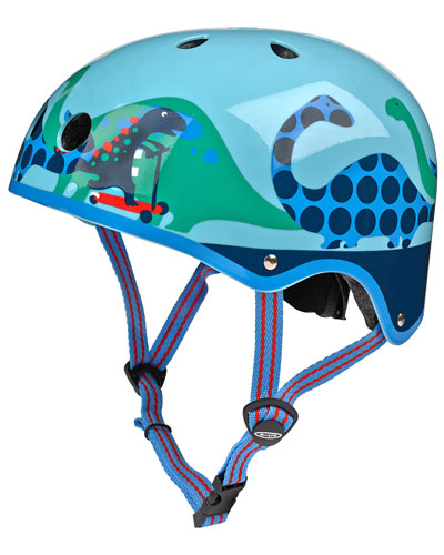 Dinosaur-Print Helmet