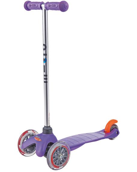 Micro Kickboard Micro Mini Scooter, Purple, Ages 2-5