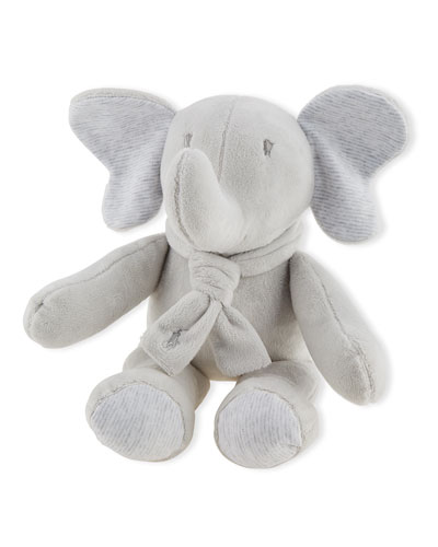 Plush Elephant, Quartz Heather