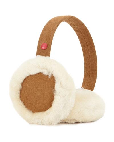 Classic Earmuffs, Chestnut