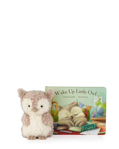 Wake Up Little Owl Gift Set