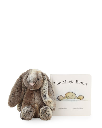 The Magic Bunny Gift Set