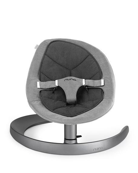 Nuna LEAF?? Curv Bouncer Seat, Cinder