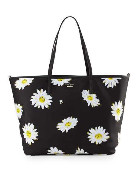 kate spade new york harmony floral nylon baby