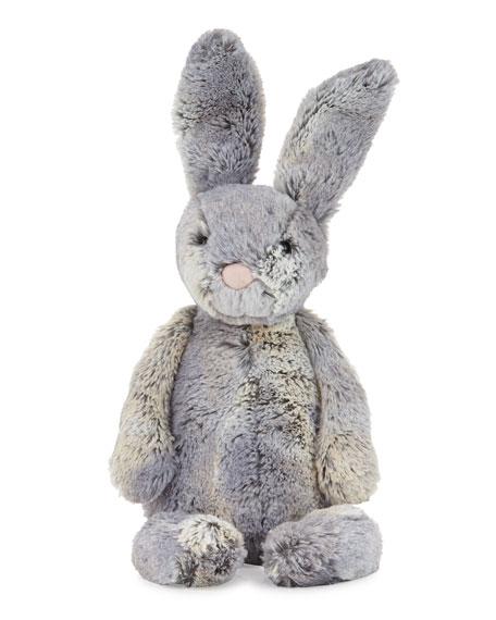 Jellycat Medium Wowser Hare Stuffed Animal, Gray