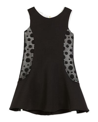 Black dress youth 30 06