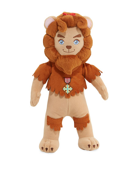 Cowardly Lion® from the Wizard of Oz® Soft Doll, Multicolor
