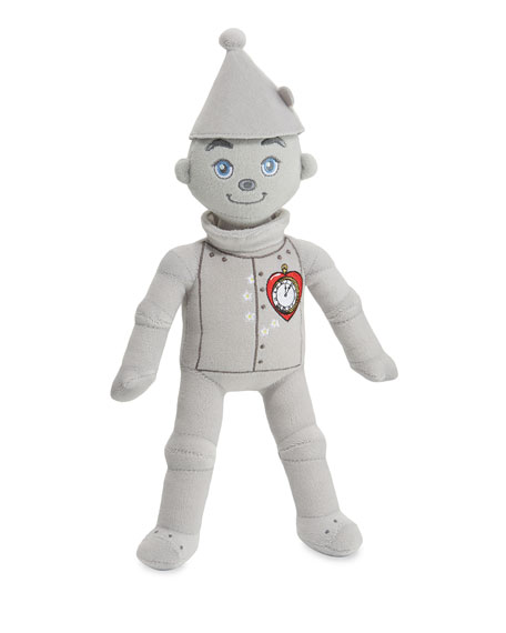 Tin Man® from the Wizard of Oz® Soft Doll, Gray