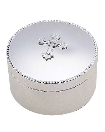 Abbey Cross Keepsake Box