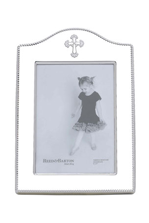 Reed & Barton Abbey Cross Picture Picture Frame