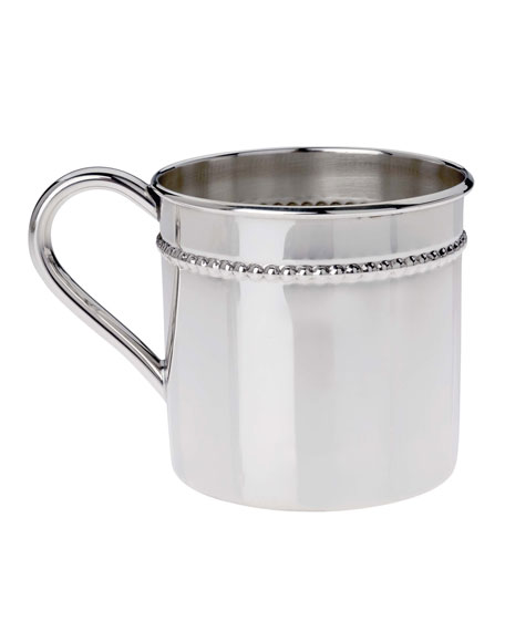 Reed & Barton Classic Sterling Silver Baby Cup
