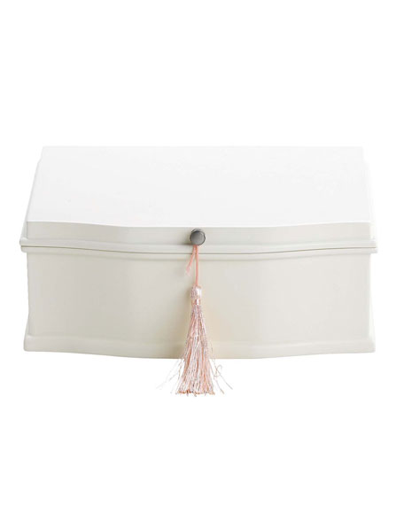 Reed & Barton Ballerina Jewelry Box