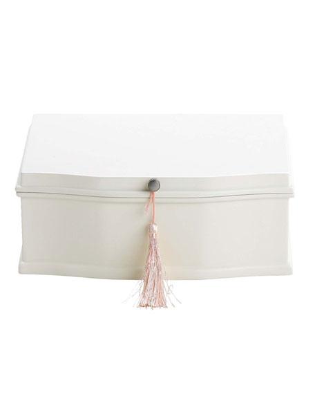 Reed & Barton Ballerina Jewelry Box